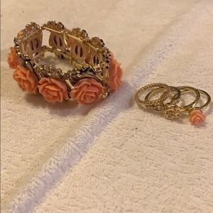 Jewelry - Ring and Bracelet set